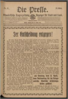 Die Presse 1917, Jg. 35, Nr. 87 Zweites Blatt, Drittes Blatt