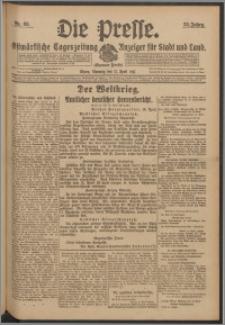 Die Presse 1917, Jg. 35, Nr. 88 Zweites Blatt