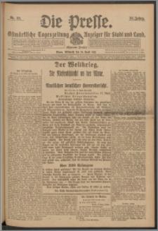 Die Presse 1917, Jg. 35, Nr. 89 Zweites Blatt