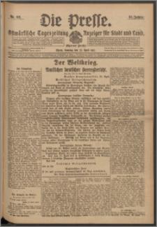 Die Presse 1917, Jg. 35, Nr. 93 Zweites Blatt, Drittes Blatt