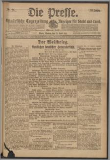 Die Presse 1917, Jg. 35, Nr. 94 Zweites Blatt