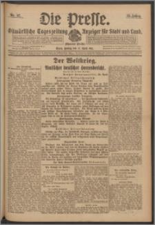 Die Presse 1917, Jg. 35, Nr. 97 Zweites Blatt
