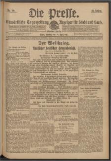Die Presse 1917, Jg. 35, Nr. 99 Zweites Blatt, Drittes Blatt