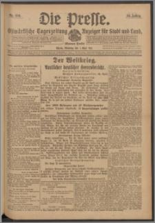 Die Presse 1917, Jg. 35, Nr. 100 Zweites Blatt