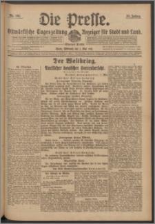 Die Presse 1917, Jg. 35, Nr. 101 Zweites Blatt