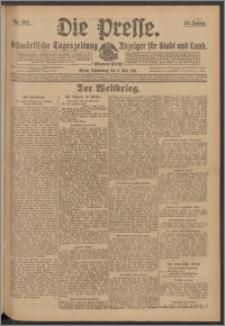 Die Presse 1917, Jg. 35, Nr. 102 Zweites Blatt