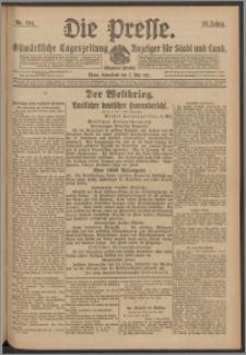Die Presse 1917, Jg. 35, Nr. 104 Zweites Blatt