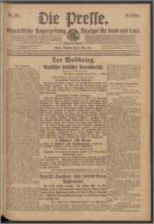 Die Presse 1917, Jg. 35, Nr. 106 Zweites Blatt