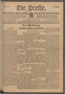 Die Presse 1917, Jg. 35, Nr. 108 Zweites Blatt