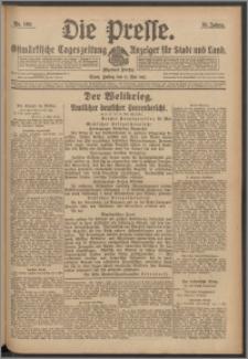 Die Presse 1917, Jg. 35, Nr. 109 Zweites Blatt