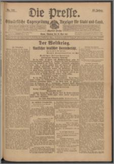 Die Presse 1917, Jg. 35, Nr. 112 Zweites Blatt