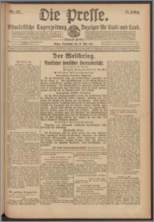 Die Presse 1917, Jg. 35, Nr. 115 Zweites Blatt