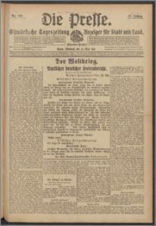 Die Presse 1917, Jg. 35, Nr. 118 Zweites Blatt