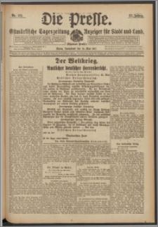 Die Presse 1917, Jg. 35, Nr. 121 Zweites Blatt