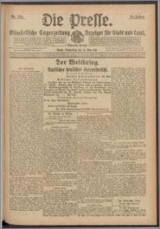 Die Presse 1917, Jg. 35, Nr. 124 Zweites Blatt
