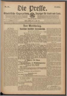 Die Presse 1917, Jg. 35, Nr. 131 Zweites Blatt