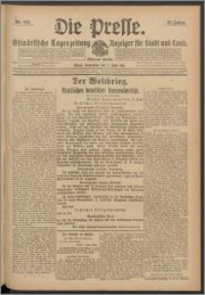 Die Presse 1917, Jg. 35, Nr. 132 Zweites Blatt