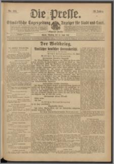 Die Presse 1917, Jg. 35, Nr. 134 Zweites Blatt