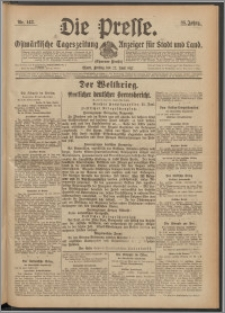 Die Presse 1917, Jg. 35, Nr. 143 Zweites Blatt