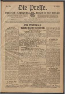 Die Presse 1917, Jg. 35, Nr. 154 Zweites Blatt