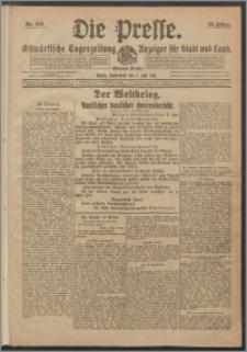 Die Presse 1917, Jg. 35, Nr. 156 Zweites Blatt
