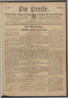 Die Presse 1917, Jg. 35, Nr. 164 Zweites Blatt
