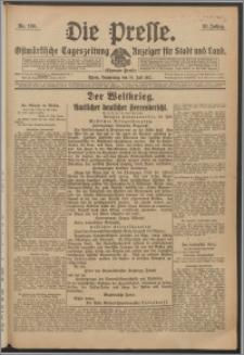 Die Presse 1917, Jg. 35, Nr. 166 Zweites Blatt