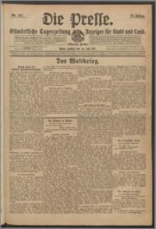 Die Presse 1917, Jg. 35, Nr. 167 Zweites Blatt