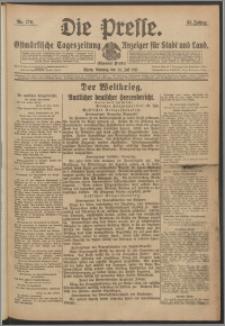 Die Presse 1917, Jg. 35, Nr. 170 Zweites Blatt