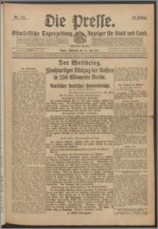 Die Presse 1917, Jg. 35, Nr. 171 Zweites Blatt