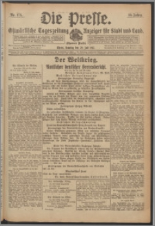 Die Presse 1917, Jg. 35, Nr. 175 Zweites Blatt, Drittes Blatt