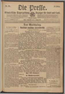 Die Presse 1917, Jg. 35, Nr. 186 Zweites Blatt