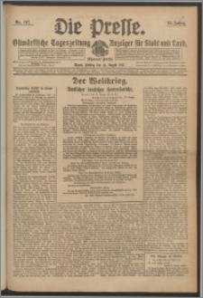 Die Presse 1917, Jg. 35, Nr. 197 Zweites Blatt