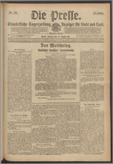 Die Presse 1917, Jg. 35, Nr. 199 Zweites Blatt, Drittes Blatt
