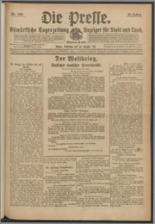 Die Presse 1917, Jg. 35, Nr. 200 Zweites Blatt