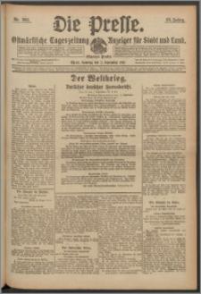 Die Presse 1917, Jg. 35, Nr. 205 Zweites Blatt, Drittes Blatt
