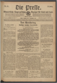 Die Presse 1917, Jg. 35, Nr. 211 Zweites Blatt, Drittes Blatt