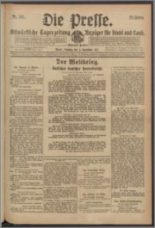 Die Presse 1917, Jg. 35, Nr. 212 Zweites Blatt