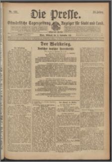Die Presse 1917, Jg. 35, Nr. 213 Zweites Blatt