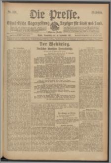 Die Presse 1917, Jg. 35, Nr. 220 Zweites Blatt