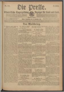 Die Presse 1917, Jg. 35, Nr. 226 Zweites Blatt
