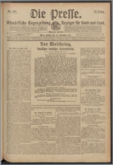 Die Presse 1917, Jg. 35, Nr. 227 Zweites Blatt