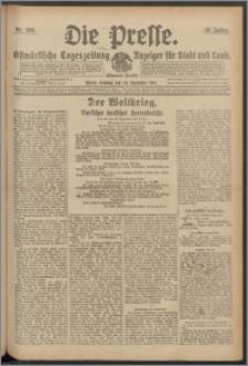 Die Presse 1917, Jg. 35, Nr. 229 Zweites Blatt, Drittes Blatt
