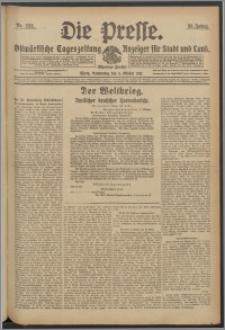 Die Presse 1917, Jg. 35, Nr. 232 Zweites Blatt