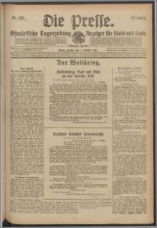 Die Presse 1917, Jg. 35, Nr. 233 Zweites Blatt