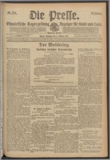 Die Presse 1917, Jg. 35, Nr. 236 Zweites Blatt
