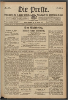 Die Presse 1917, Jg. 35, Nr. 237 Zweites Blatt