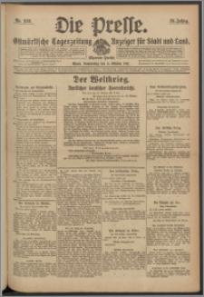 Die Presse 1917, Jg. 35, Nr. 238 Zweites Blatt