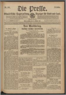 Die Presse 1917, Jg. 35, Nr. 239 Zweites Blatt