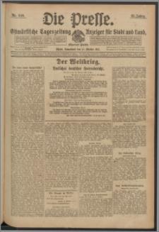 Die Presse 1917, Jg. 35, Nr. 240 Zweites Blatt